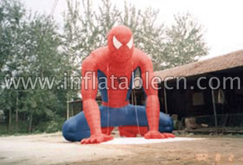 Inflatable spiderman cartoons