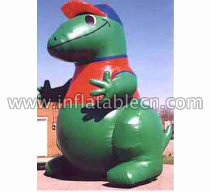 Inflatable dinosaur for sale