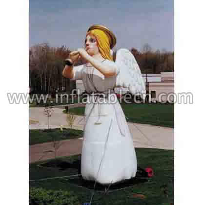 Inflatable angel on sale