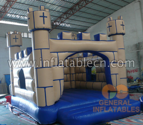 Inflatable Cross Castle