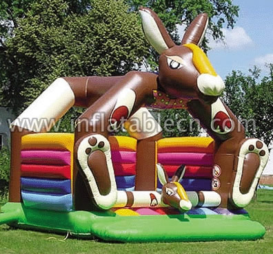 Inflatable Horse Jumper
