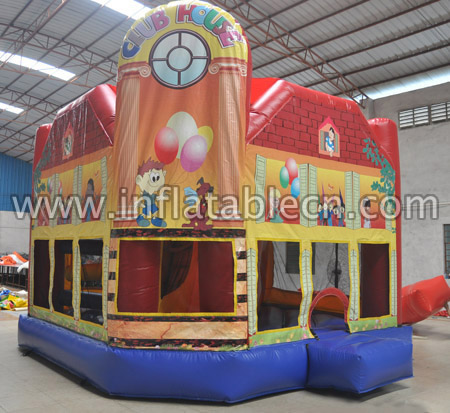 Inflatable club house combos for sale