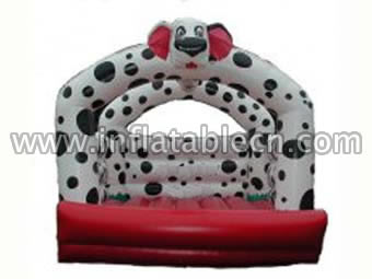 Dog inflatable  bouncers