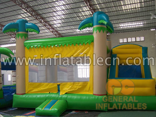 China Inflatable jumping Castles