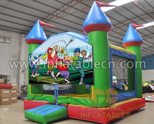 Sport bouncer house inflatable