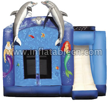 inflatable jumping castles sales