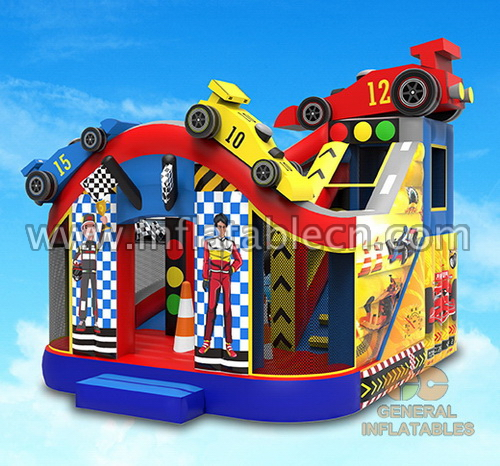 Race car funland