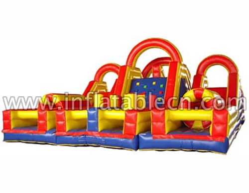 Inflatable Obstacle Funland