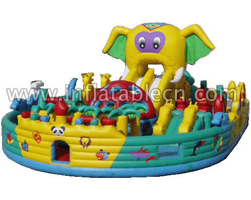 Elephant fun land & Elephant Kingdom Funland