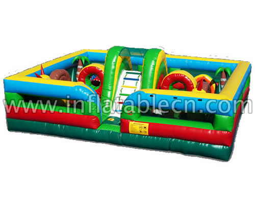 Inflatable Sports Playground & Toddlers funland