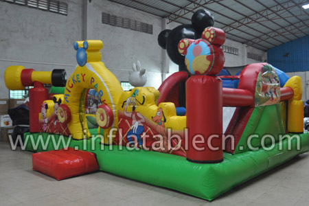 Inflatable Mickey Funland Sale