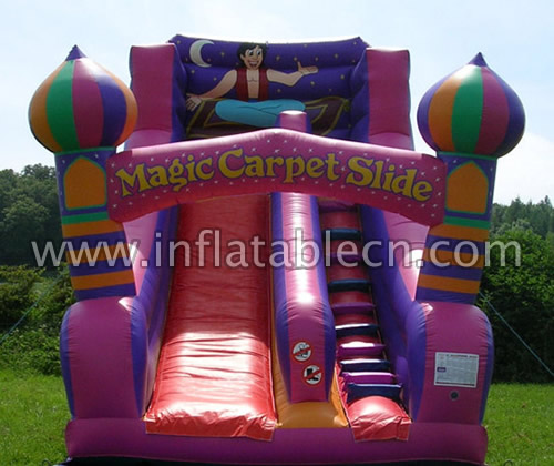 Aladdin Magic Carpet Slide