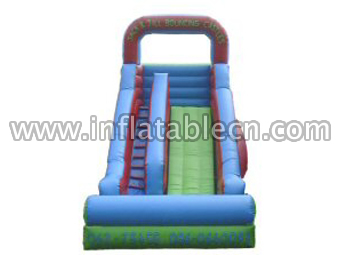 Inflatable GS-55 slides