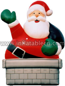 Inflatables Santa Claus for sale