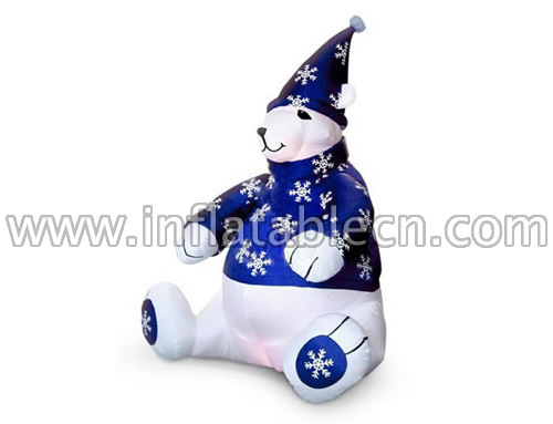 Inflatable Xmas Decoration