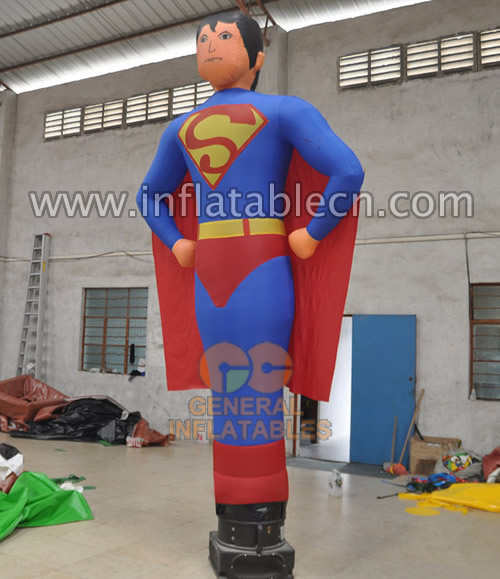 Superman air dancer