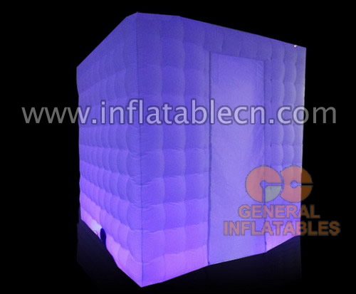 LED Glow booth