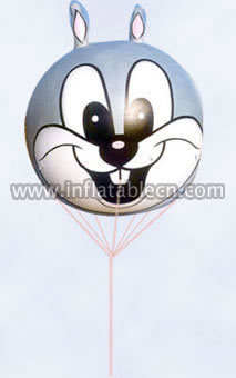 Advertising inflatable balloons for sale