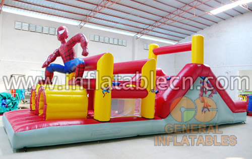 Spiderman Obstacle
