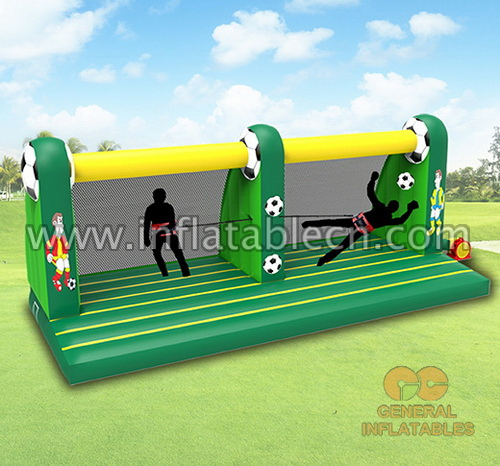 Football bungee game