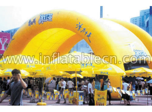 Inflatable Advertising Tunnel Tent