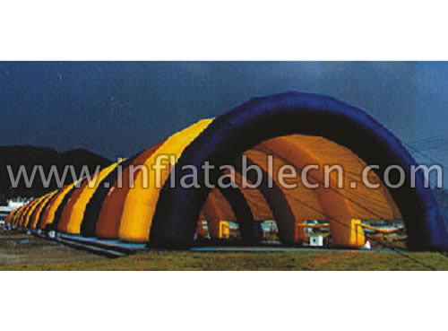 Super Inflatable Tunnel Tent