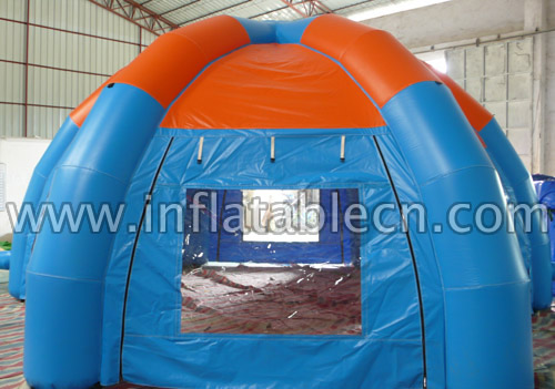 Inflatable Enclosed Tent
