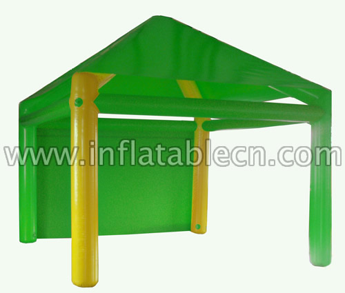 Inflatable frame tent on sale