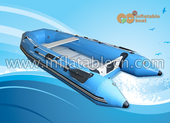 China Inflatable fishing boats for sale