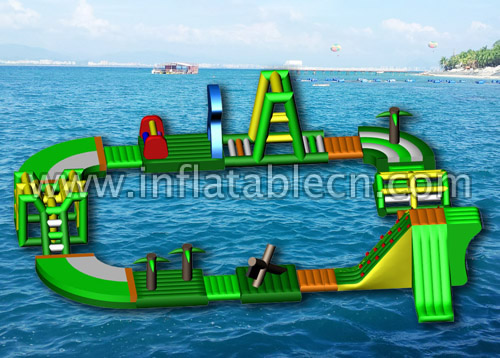 GW-125 Medium size water park