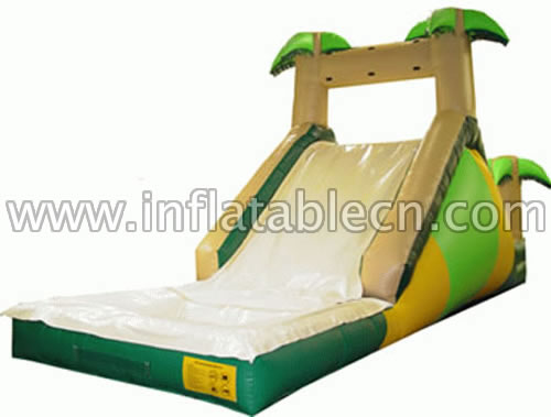 Inflatable Waterfall Slide