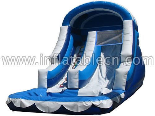 Inflatable Wave Slide