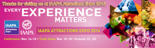 2016 iaapa attractions expo Link: http://www.inflatablecn.com/