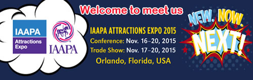 2015 iaapa attractions expo Link: http://www.inflatablecn.com/