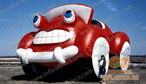inflatable cartoon for advertising