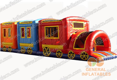 Inflatable Fun Express Obstacle