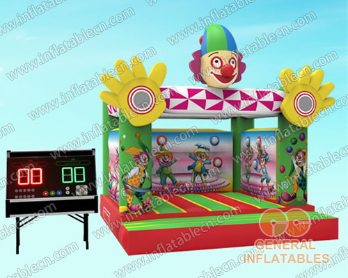 Circus interactive play system