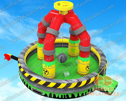Nuclear Inflatable Demolition