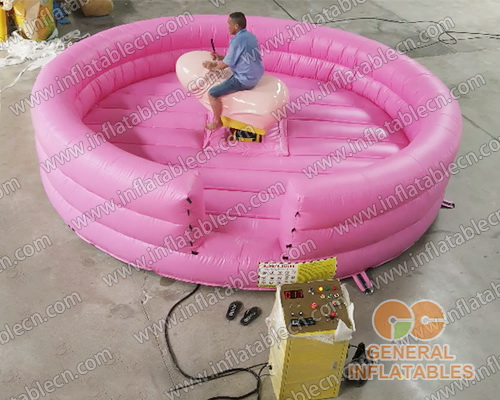 Inflatable Mechanical Rodeo Penis