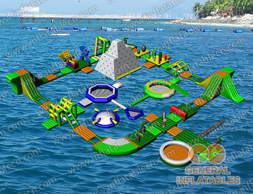Sealed Inflatable & Water Park Combos