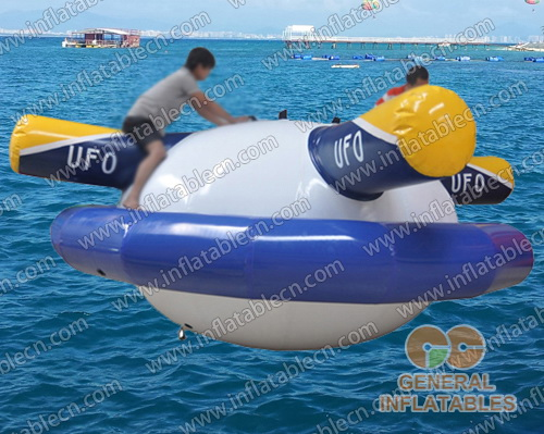 Water UFO game
