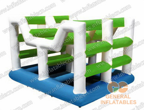 Inflatable Water Square Climb