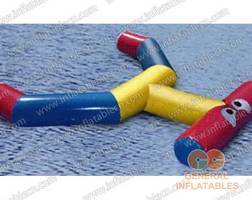 Inflatable Floating Pool Game