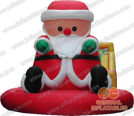 Inflatable Santa Clause