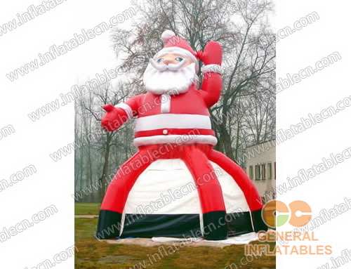 christmas airblown inflatables